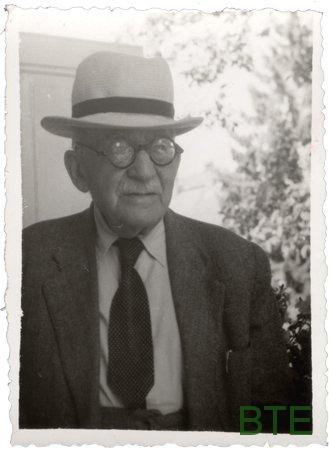 A 91 éves Gyulabácsi 1962 aug.
