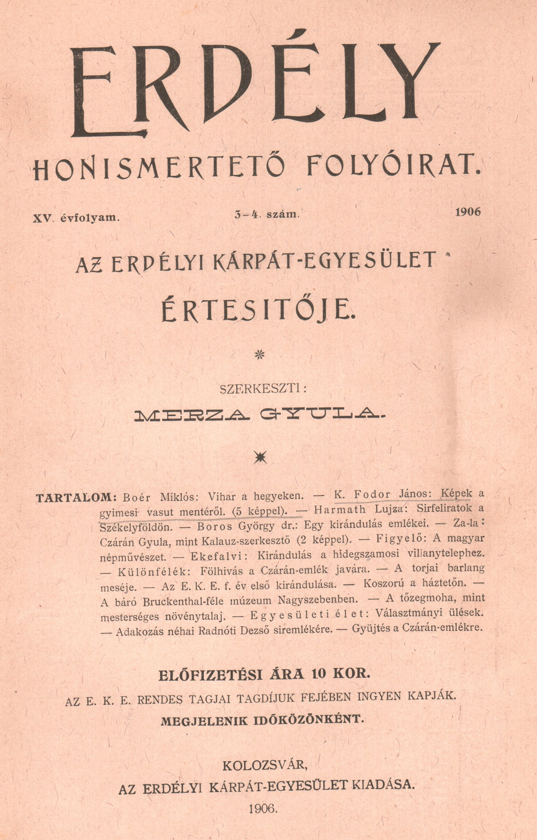erdely-borito