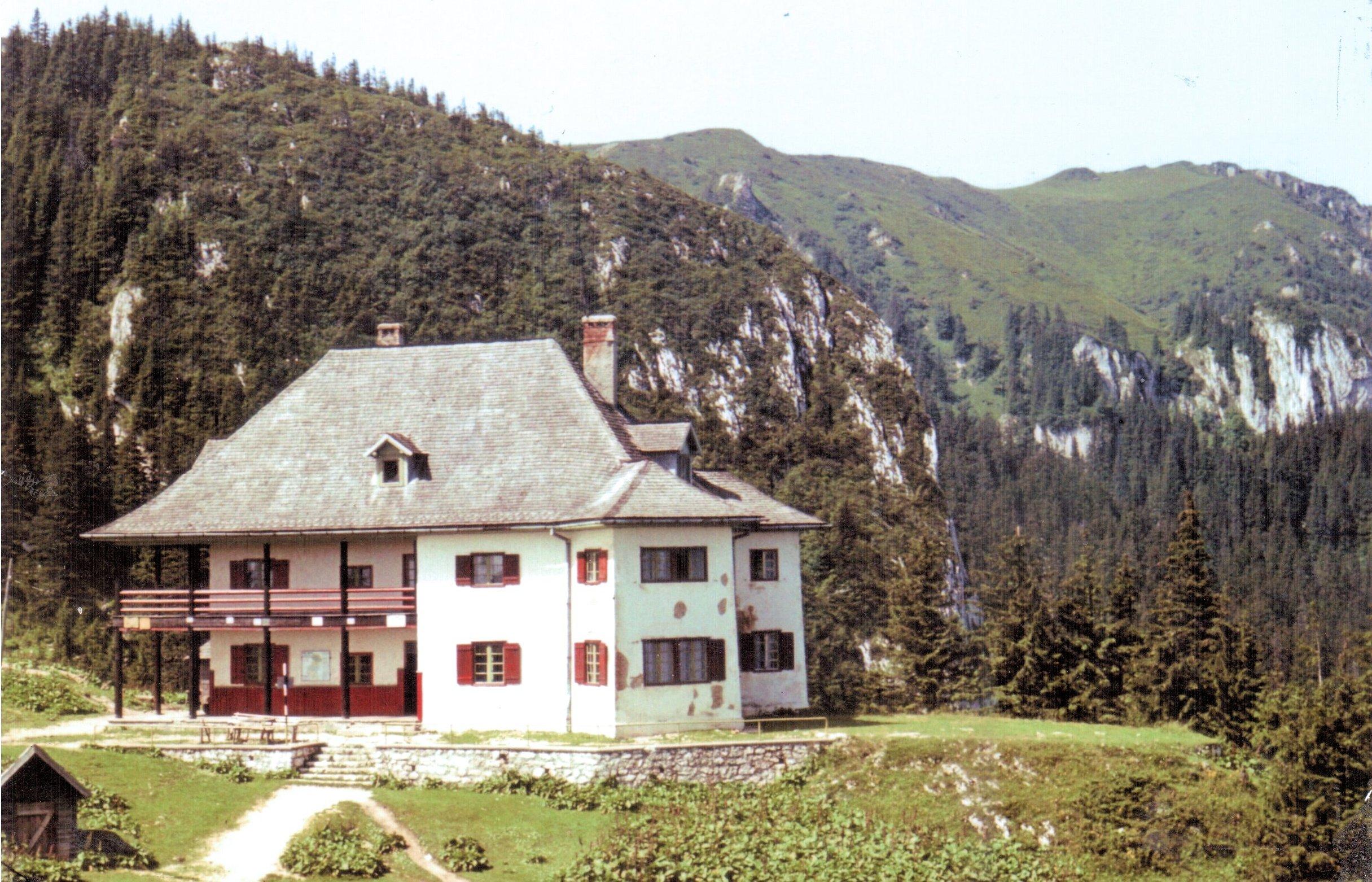 Menedékház